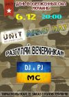 UNIT ARMY PARTY 6/12 20:00